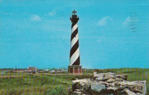 LIghthouse Cape Hatteras North Carolina 1971