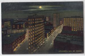 Night, Atlanta GA