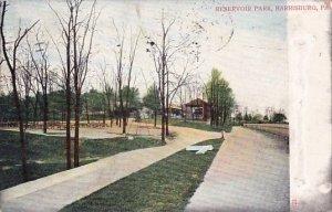 Reservoir Park Harrisburg Pennsylvania 1906