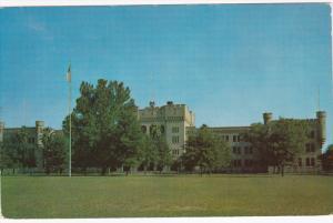 Administration Building, The Citadel, CHARLESTON, South Carolina, 40-60´s