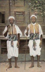 EGYPT , 00-10s ; 2 men