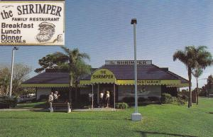 The Shrimper Restaurant , VENICE , Florida , 50-60s