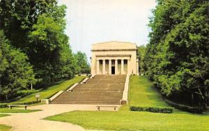 Kentucky~Lincoln Memorial Abraham Lincoln National Historical Park~1960 Postcard