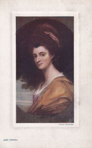 Old English Masters, George Romney, Lady Craven, TUCK No. 9727, 1900-1910s
