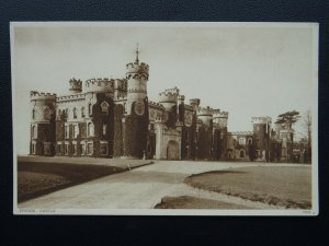 East Sussex ERIDGE CASTLE Demolished 1937 c1930's Postcard by Photochrom Co.
