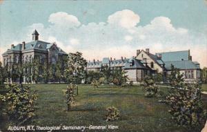 New York Auburn Theological Seminary General View