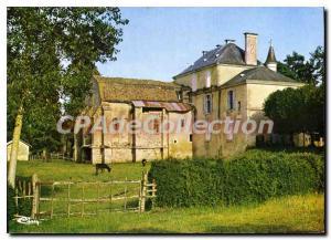 Postcard Modern Couhe Poitou (Vienne) Chateau seventeenth century