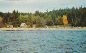 Canada Camp Olave Girl Guides Of Canada Wilson Creek British Columbia