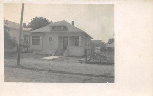 G24/ Holland Michigan RPPC Postcard c1920 Home Residence