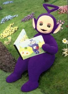 British Pre-School Children's Television Series TELETUBBIES Tinky-Winky (1996) 3