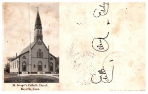 Connecticut  Dayville  ,  ST. Joseph's Catholic Church