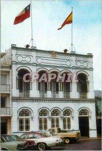 Old Postcard Gazelles Djibouti Djibouti