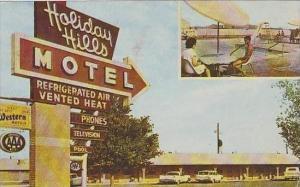 Texas Van Horn Holiday Hills Motel