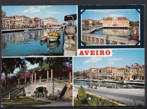 Portugal Postcard - Views of Aveiro       LC3130
