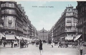 PARIS - Avenue de l'Opera , France , 00-10s