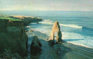 La Jolla Beach House, San Diego, California Postcard