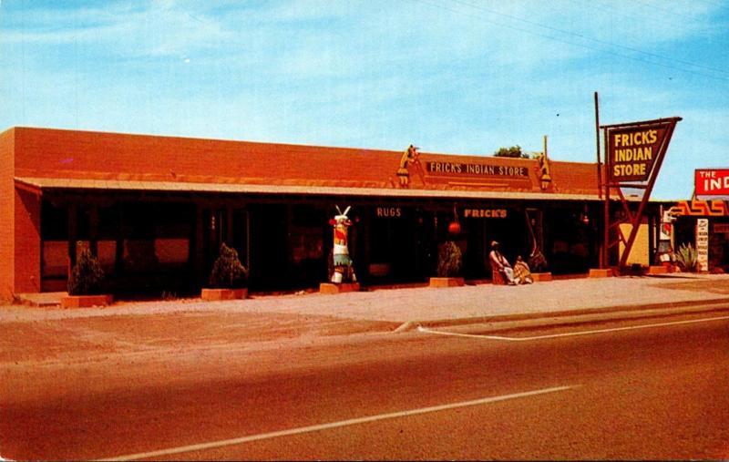 Arizona Wickenburg Frick's Indian Store