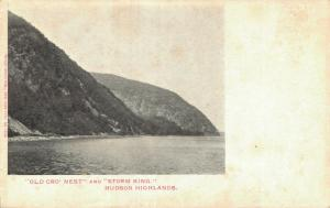 USA Old Crow Nest and Storm King Hudson Highlands 01.77