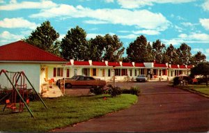 Maryland Williamsport El Cortez Motel