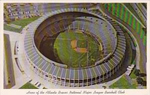 Stadium Atlanta Stadium Home Of The Atlanta Braves