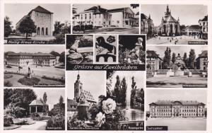 RP, Multi-Views, Grusse Aus Zweibrucken, Rhineland Palatinate, Germany, 1920-...