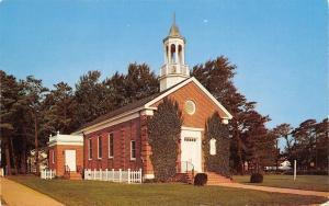 Rehoboth Beach Delaware~Westminster Presbyterian Church~1950s PC
