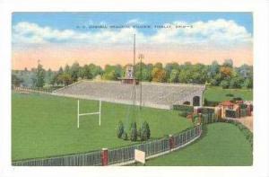 Stadium: Findlay, Ohio, 30-40s