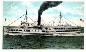 Steamer Southshore