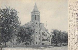 TIFFIN , Ohio , 1901-07; Columbian High School