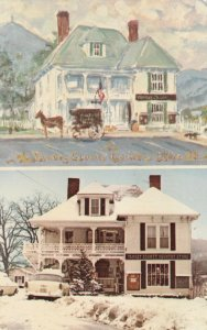 BURNSVILLE , NC, 1940-1960's; Yancey County Country Store
