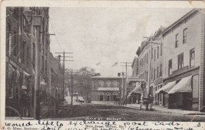 BELFAST, Maine, 1906 ; Main Street