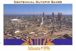Centennial Olympic Games - Atlanta, Georgia