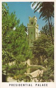 TEGUCIGALPA, Honduras, Central America; Presidential Palace, 40-60s