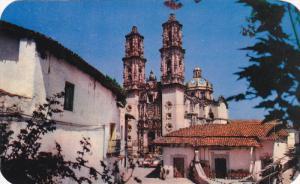 Santa Prisca, TAXCO, Guerrero, Mexico, 40-60´s