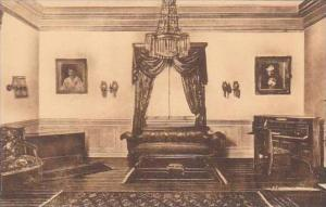 Washington New York Room Memorial Continental HAll D A R Albertype