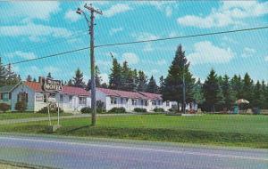 Canada Nova Scotia Kentville Allens Motel