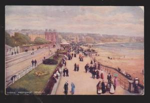 Promenade Douglas, Harris, Isle Of Man - Unused - Corner Wear