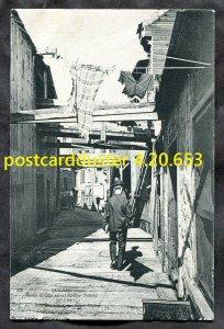 653 - Quebec 1910 Sous le Cap Street