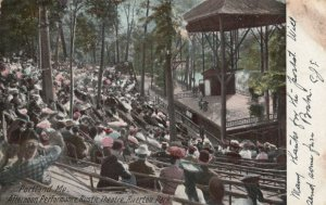 PORTLAND , Maine , PU-1906; Afternoon Performance, Rustic Theatre, Riverton Park