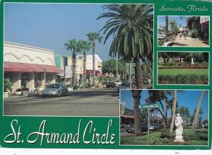 Florida Sarasota St Armand Circle