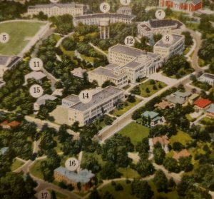 Western Kentucky State teachers college Bowling Green Kentucky Unposted  560