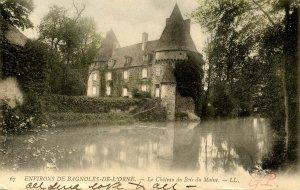 France - Bagnoles-de-L'Orne. Maine Woods Castle