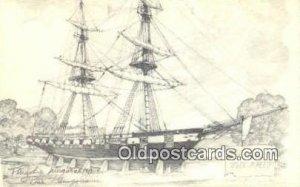 The Flagship Niagara Sailboat Unused
