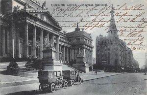 Congreso Nacional Buenos Aires Argentina 1921 Missing Stamp