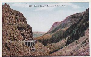 Golden Gate, Yellowstone National Park, Wyoming, 00-10s