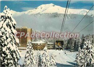 Postcard Modern Supet 1200m alt Lioran Auvergne Sport Resort