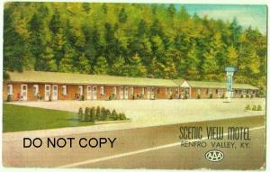 Scenis View Motel, Renfro Valley Ky