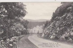 West Virginia Lewisburg On The Midland Trail Route U S 60 Between White Sulpu...