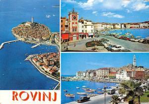 Croatia Rovinj different aspects 1974