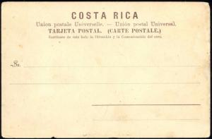 costa rica, SAN JOSÉ, Insane Asylum (1899)
